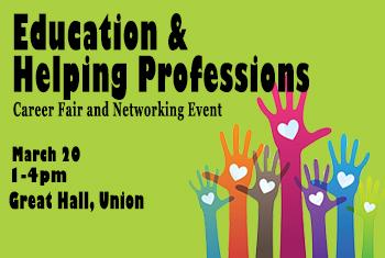 Education & Helping Professions Career Fair and Networking Event