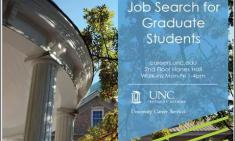 Job Search for Graduate Students