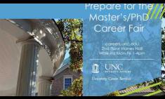 How to Prepare for the Master's/ Phd Career Fair